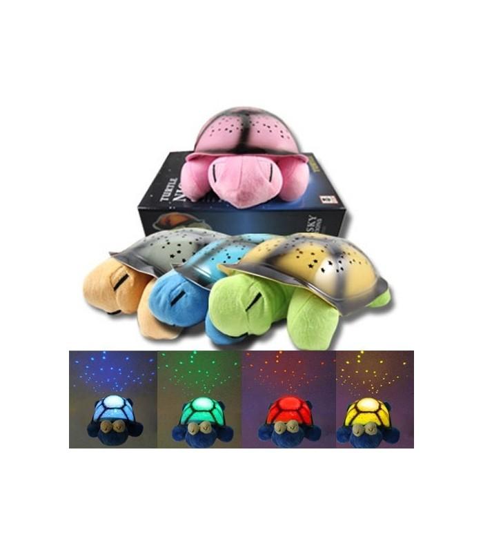 Детска нощна лампа костенурка съзвездия - Голяма