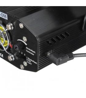 Дискотечен лазер със звуков контрол Т2