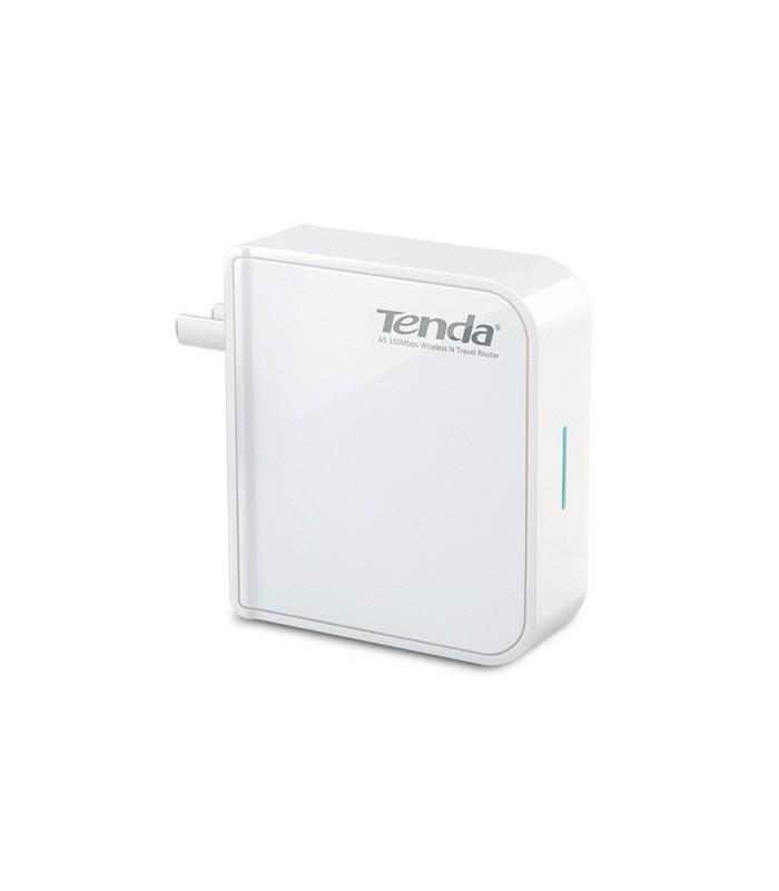 Мини рутер + WiFi рипитер Tenda A5