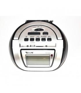 Музикална уредба с дисплей + радио и функция караоке
