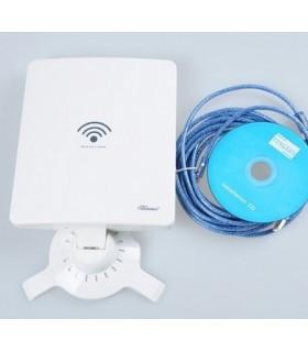 Съпер мощна WiFi антена за външен монтаж KINAMAX