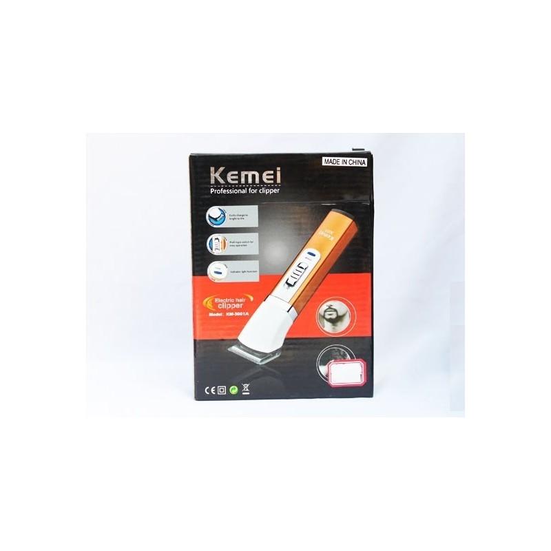 Машинка за подстригване Kemei 3001А