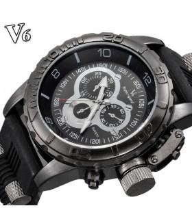 Мъжки часовник V6 - Водоустойчив 10м.