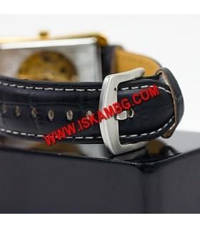 Елегантен часовник WGOLD HOLLOW с видим механизъм