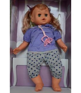 Пееща кукла с биберон