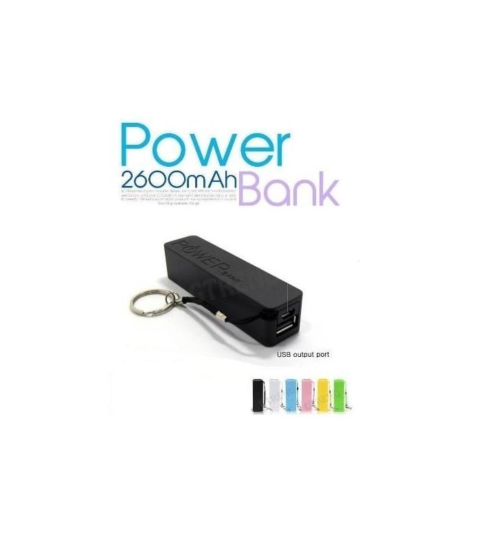 Външна батерия Power Bank 2600mAh