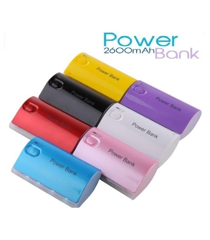 Power Bank 5600mAh + фенерче