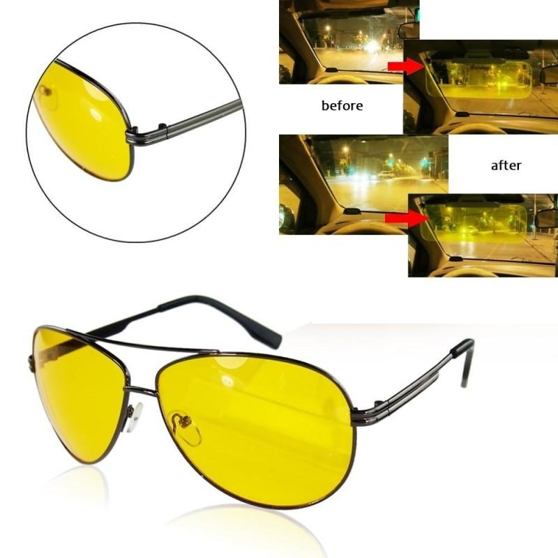 Очила за нощно шофиране - бъбрек