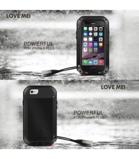 LOVE MEI Удароустойчив и водоустойчив кейс iPhone 6 Plus