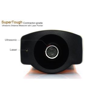 Ултразвукова ролетка с лазерно насочване