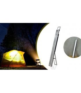 Аварийна акумулаторна лампа 92 диода + дистанционно