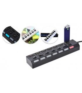 USB HUB - 7 активни порта