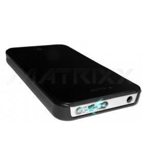 Електрошок iPhone с фенерче
