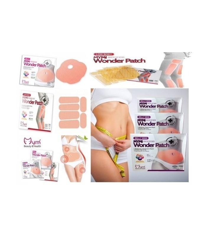 Лепенки за отслабване за корем и крака