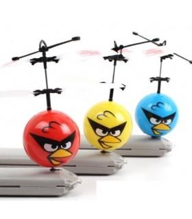 Летящо пиле хеликоптер Angry Birds