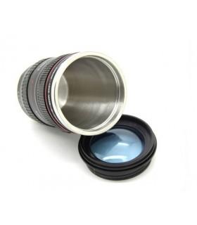 Чаша обектив с прозрачен капак