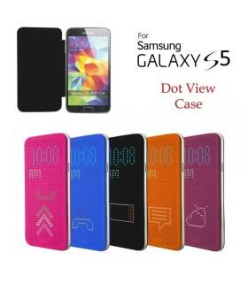 DOT VIEW калъф за Samsung Galaxy S5