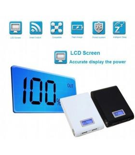 Power Bank 12000mAh с дисплей