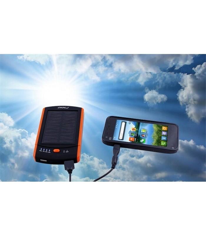 Соларна Външна батерия 6000mAh
