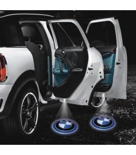 Лого проектор за кола - BMW, AUDI, MERCEDES, VW, OPEL