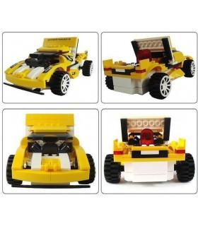 Конструктор спорта кола с дистанционно