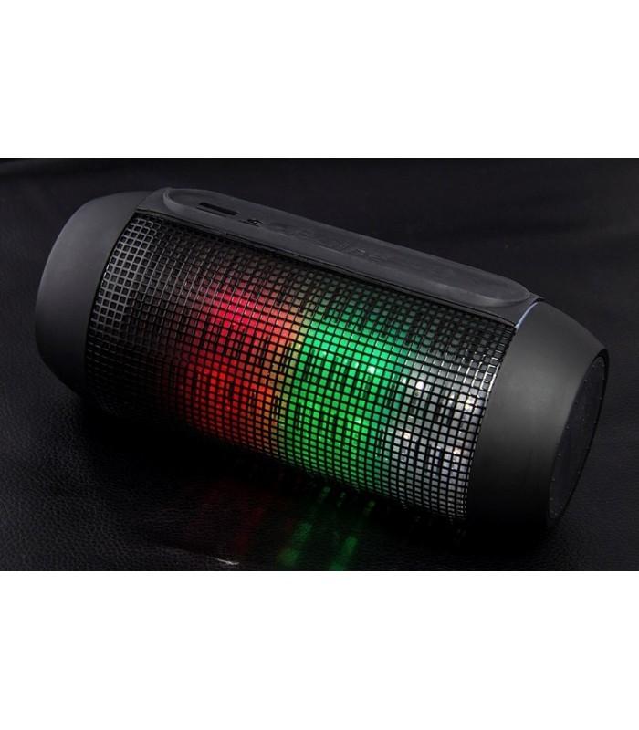 Pulse Bluetooth колонка с цветни 360 LED светлини