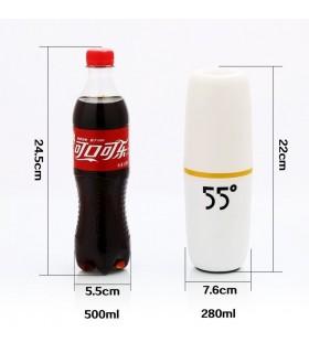 Магическа чаша 55 градуса за секунди