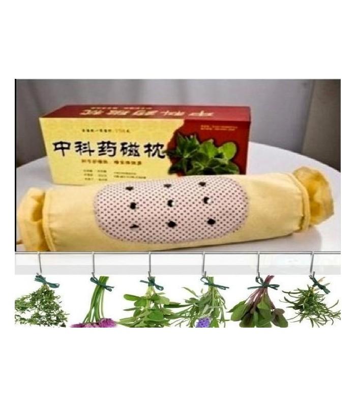 Турмалинова възглавница с 36 китайски билки
