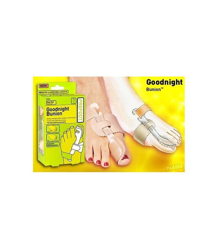 Ортеза за палеца на крака Goodnight Bunion