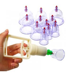 Вендузи за антицелулитен масаж и вакуумна терапия