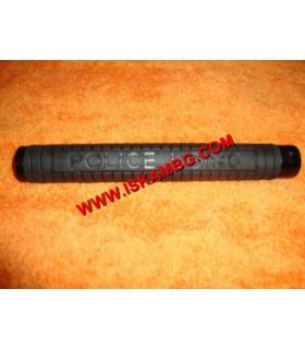 Телескопична Полицейска палка сгъвама - ЧЕРНА