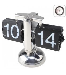 Ретро Flip Down настолен часовник