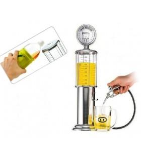 Диспенсър за напитки - Ретро бензинова колонка