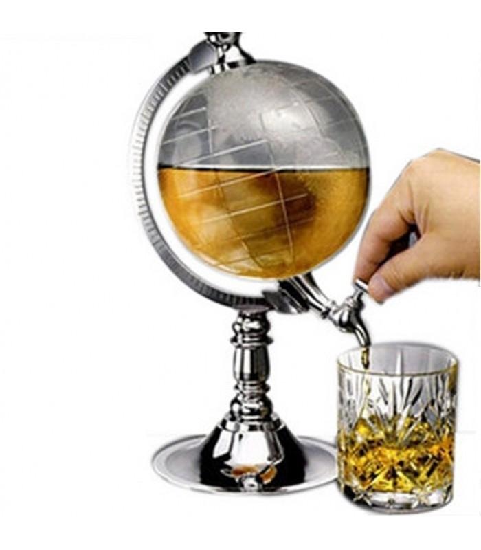 Диспенсър с формата на Глобус