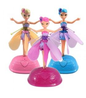 Летяща кукла фея със стойка