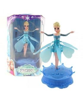 Летяща кукла - принцеса Елза от Замръзналото Кралство
