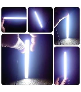 Дневни лед светлини 2х6W - диодна лента