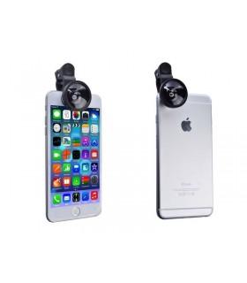 Широкоъгълен обектив за телефон Wide Angle