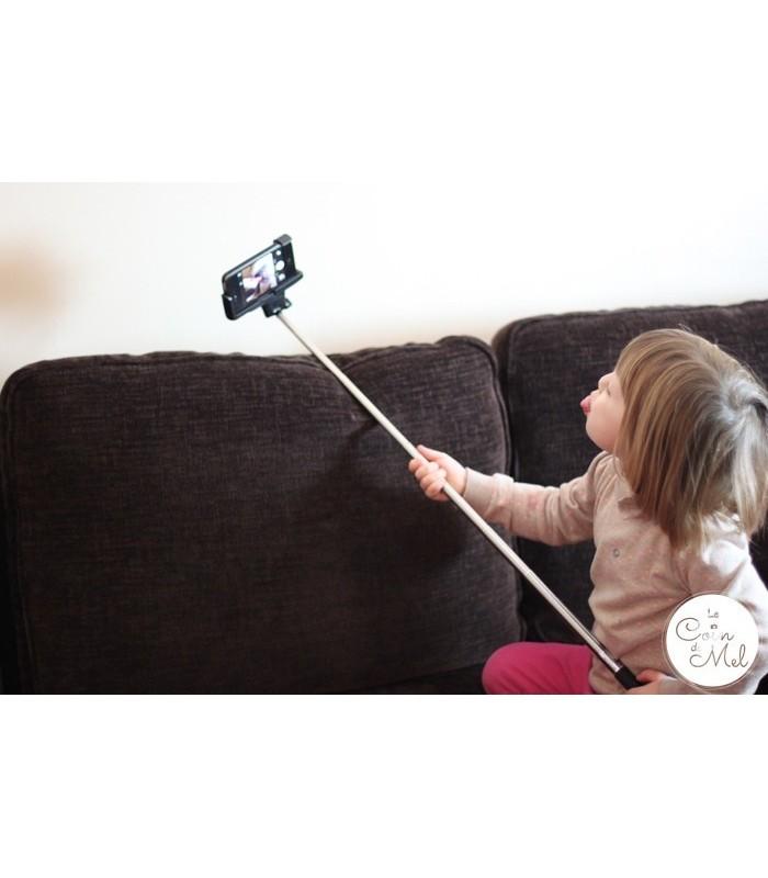 Детска селфи пръчка - монопод