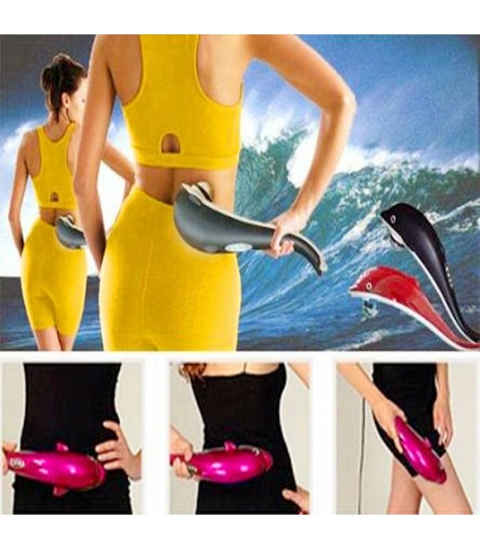 Инфрачервен масажор за тяло - Делфин