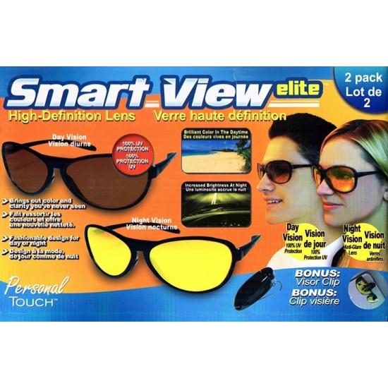 HD Smart View Очила за шофиране през нощта и деня