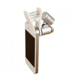 Микроскоп за телефон с увеличение 60х