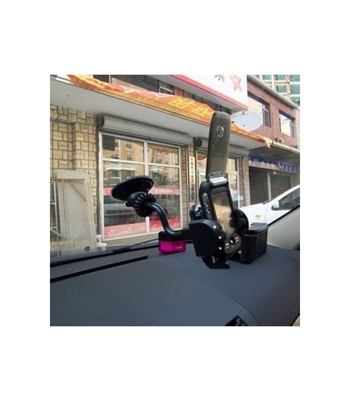 Стойка за телефон за автомобил от 3.5 до 9см.