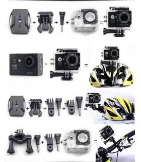 Екшън камера SJ5000 с WiFi 1080p 12mpx