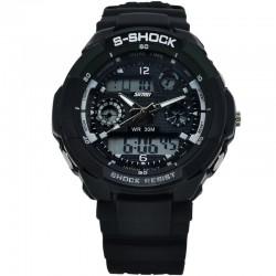 Водоустойчив часовник G-SHOCK DUAL TIME