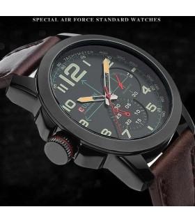 Елегантен мъжки часовник CURREN 81826