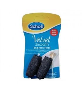 Автоматична пила за пети Scholl Velvet Soft