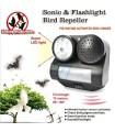 Птицегон - звуков електронен апарат с PIR датчик