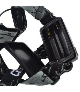 Мощен акумулаторен челник 1800Lm CREE T6