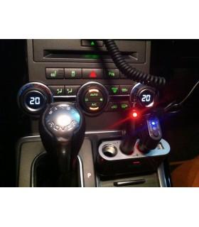 3-ка Разклонител за автомобилна запалка + USB